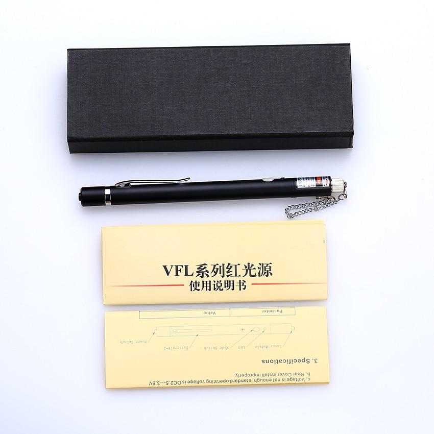 KELUSHI 20mW fém toll stílusú száloptikás vizuális hibakereső - Kommunikációs berendezések - Fénykép 6
