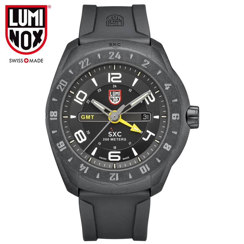 Luminox Watch Space series GMT Wrist watch A.5021 XX.5021.XS A.5021.GN XX.5021.GN.XS A.5023 XX.5023.XS A.5027 XX.5027.XS luminox master carbon seal 3800 series xs 3803 c
