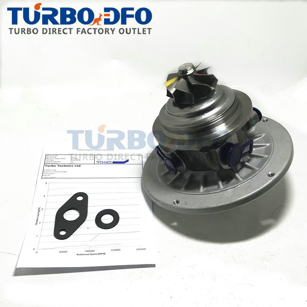 Nieuwe Evenwichtige VJ25 turbolader cartridge CHRETIEN IHI RHF5 turbo core assy kit voor Mazda MPV 2.5 TD J82Y 115 HP 1996-WL11/VB430012