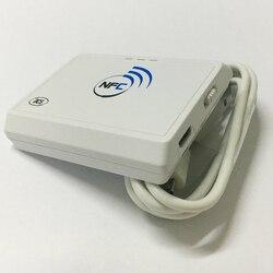 ACR1311 RFID 13.56mhz karta nfc czytnik kart pisarz interfejs USB do bezprzewodowy android bluetooth z gniazda na kartę zastąpić ACR1255U w Czytniki kart kontrolnych od Bezpieczeństwo i ochrona na