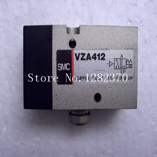 [SA] véritable soupape de commande pneumatique SMC d'origine VZA412 spot-5 pcs/lot