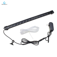 47cm 18pcs LED Aquarium Fish Tank Light Tube Bar Light Underwater Submersible Air Bubble Safe Lighting US EU UK SAA Plug 46cm 18pcs led aquarium fish tank light tube bar light underwater submersible air bubble safe lighting us eu uk saa plug