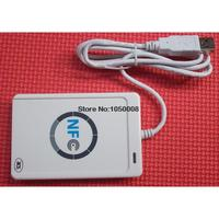 USB ACR122U NFC RFID Smart Card Reader Writer For All 4 Types Of NFC ISO