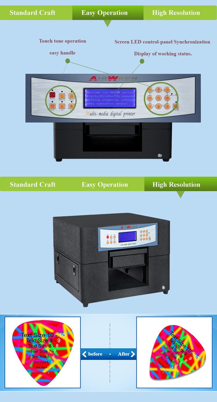 3D Digital UV Printer for Wood-Hot Sale-05