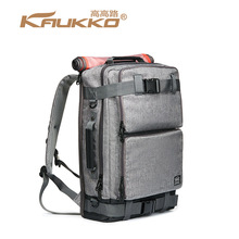 Men knapsack travel Bag Men's Vintage Canvas Duffel Convertible Bag 3 in 1 Shoulder Back Pack for backpack Large space laptop