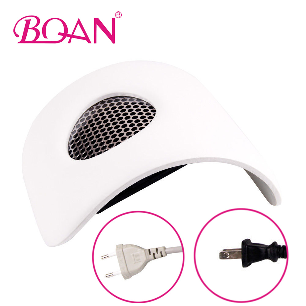 цены Nail Fan Art Salon Suction Nail Dust Collector Manicure Nail Art Salon Suction With Exhaust Fan Acrylic UV Gel Machine