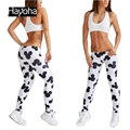 New spring and autumn adventure time fitness women leggings 2017 mickey leggings printing leggins