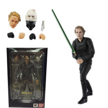 Star Wars Figure Episode VI Return of the Jedi Luke Skywalker PVC Action Figures Collectable Model Toy Doll Gift(China)