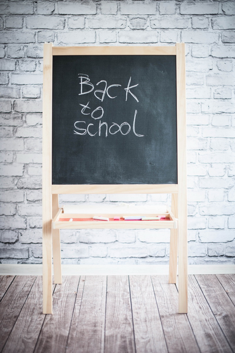 US $8 83 32% OFF|Back To School Photography Backdrops Black Board Wooden  Chair Children Photo Studios Backgrounds Art Fabric-in Background from