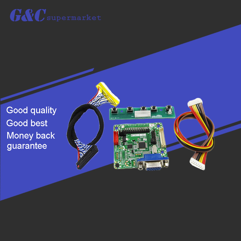 High Quality MT6820-B Universal LVDS LCD Montor Screen Driver Controller Board 5V 10-42 Laptor Computer Parts DIY KitHigh Quality MT6820-B Universal LVDS LCD Montor Screen Driver Controller Board 5V 10-42 Laptor Computer Parts DIY Kit