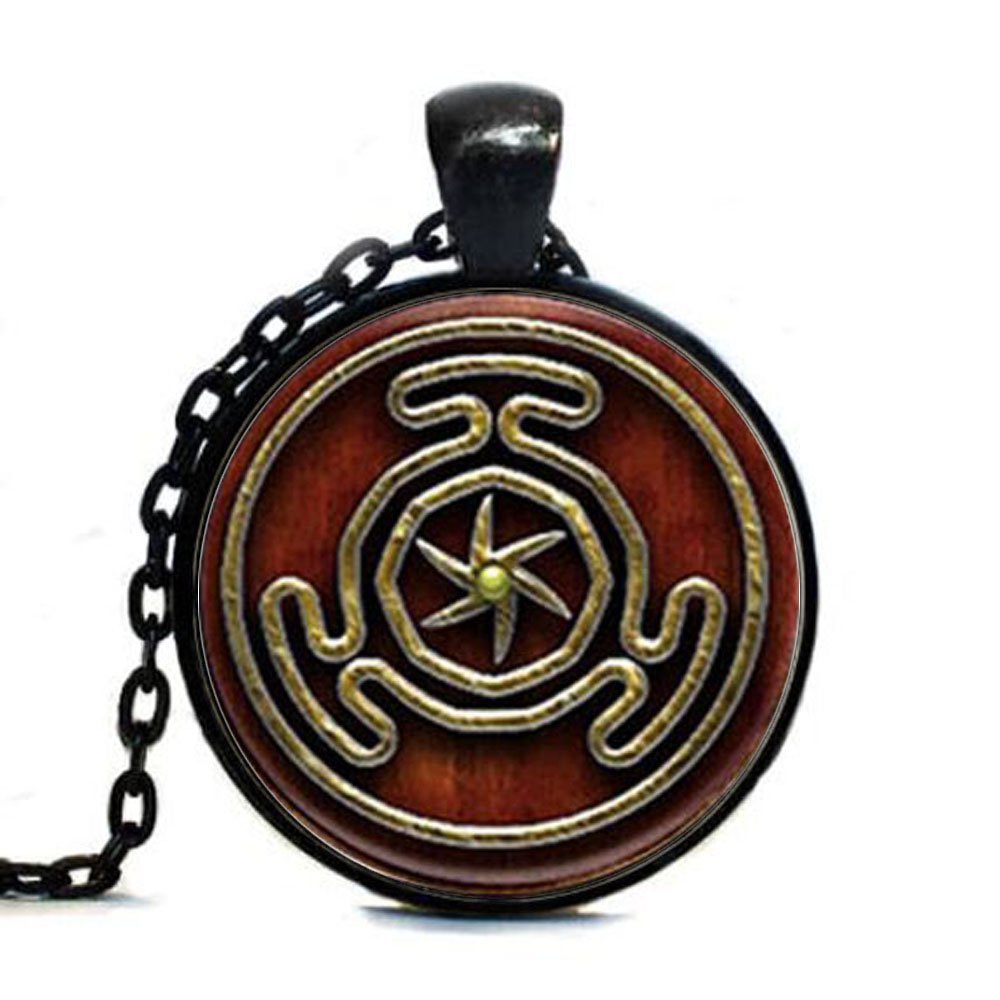 hekate symbol hecate magic pendant amulet strophalos of sharm choker talisman wheel necklace sin pins pin s medallion