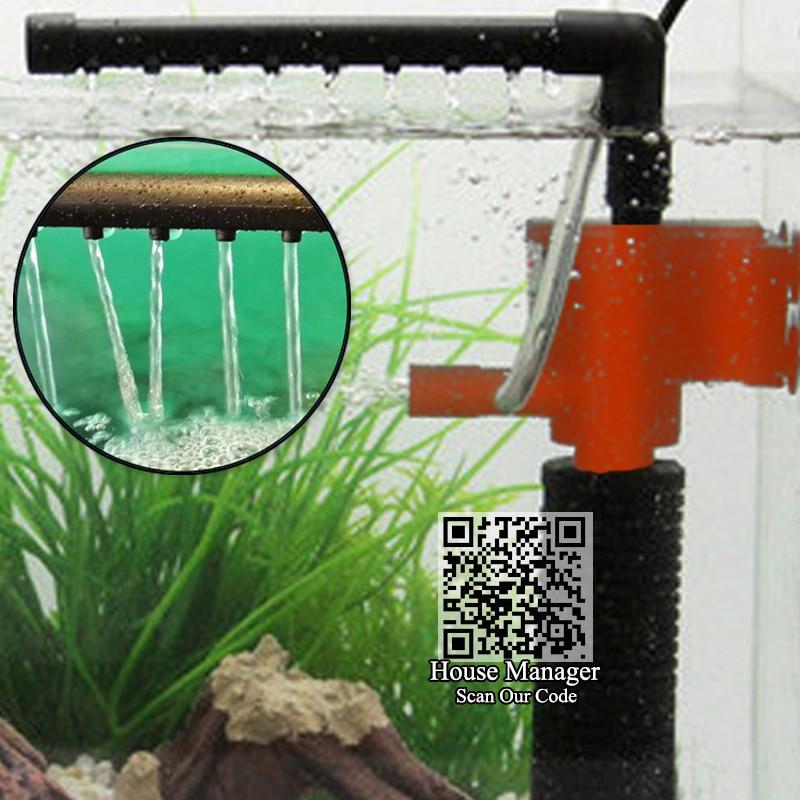 Super Mini Goedkope Aquarium Filter Pomp voor aquarium, 2 W 3 W 5 W voor XK-33
