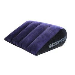 Bfaccia flocado almohada inflable de ayuda sexual para mujeres posición de amor acolchado muebles sexuales eróticos sofá juegos para adultos para parejas