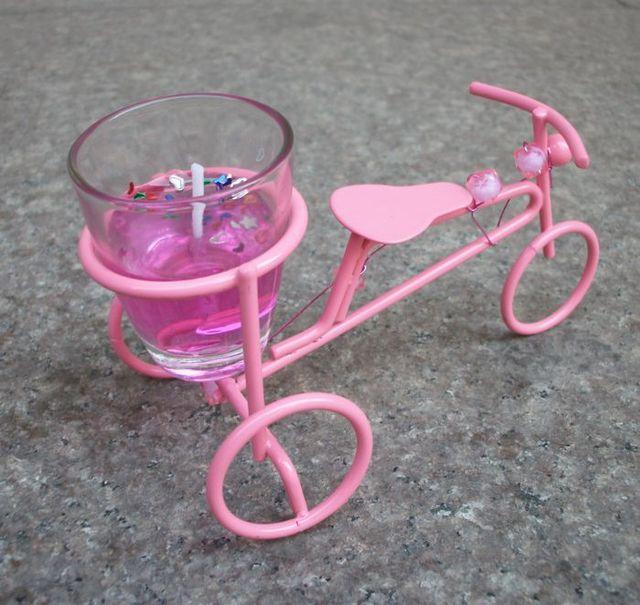 Aliexpress.com: comprar metal creativo de la bicicleta caramelo ...