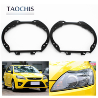 Taochis Car Styling Frame Adapter DIY Bracket Holder For Ford Focus Fasten Hella 3 5 Q5
