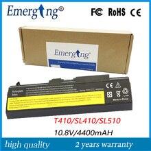 10.8v 4400mah High Quality New Laptop Battery for lenovo Thinkpad E40 T410 SL510 T420