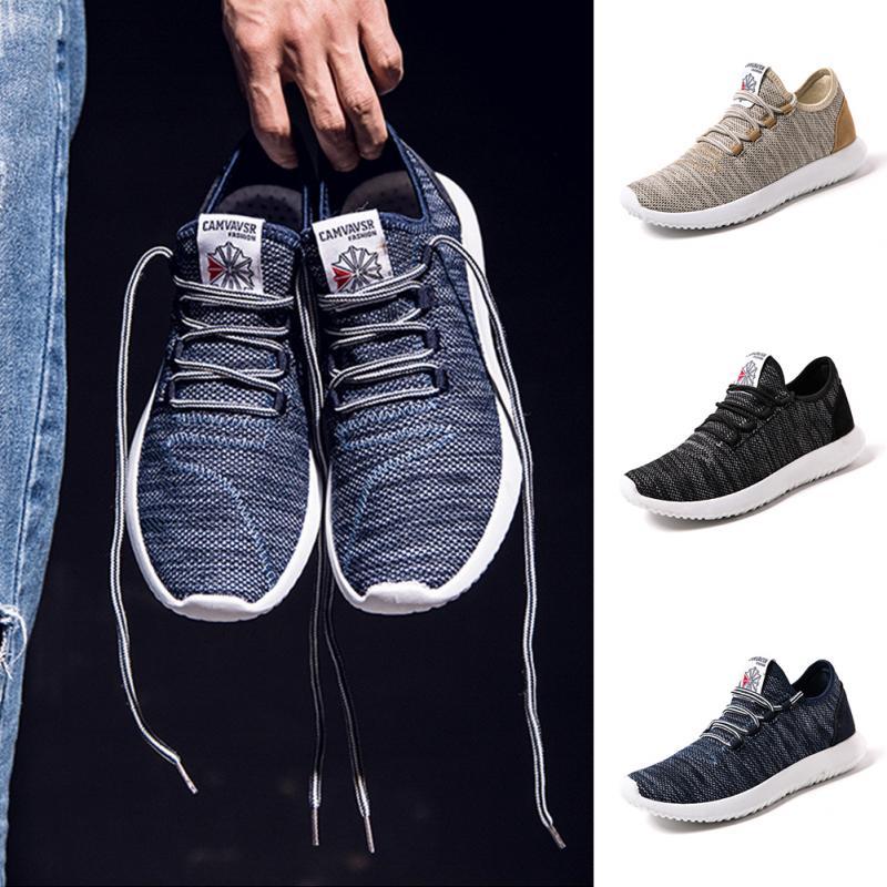 bleu Sport Casual Léger Hommes Homme Noir or Zapatos Taille Mocassins De Chaussures Chaussure Hombre Appartements Respirant 6TwgR