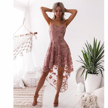 Bigsweety New Fashion Mid-Calf Sleeveless Spaghetti Strap Party Dresses Summer Women Flower Lace Dress Elagent Bandage Vestidos