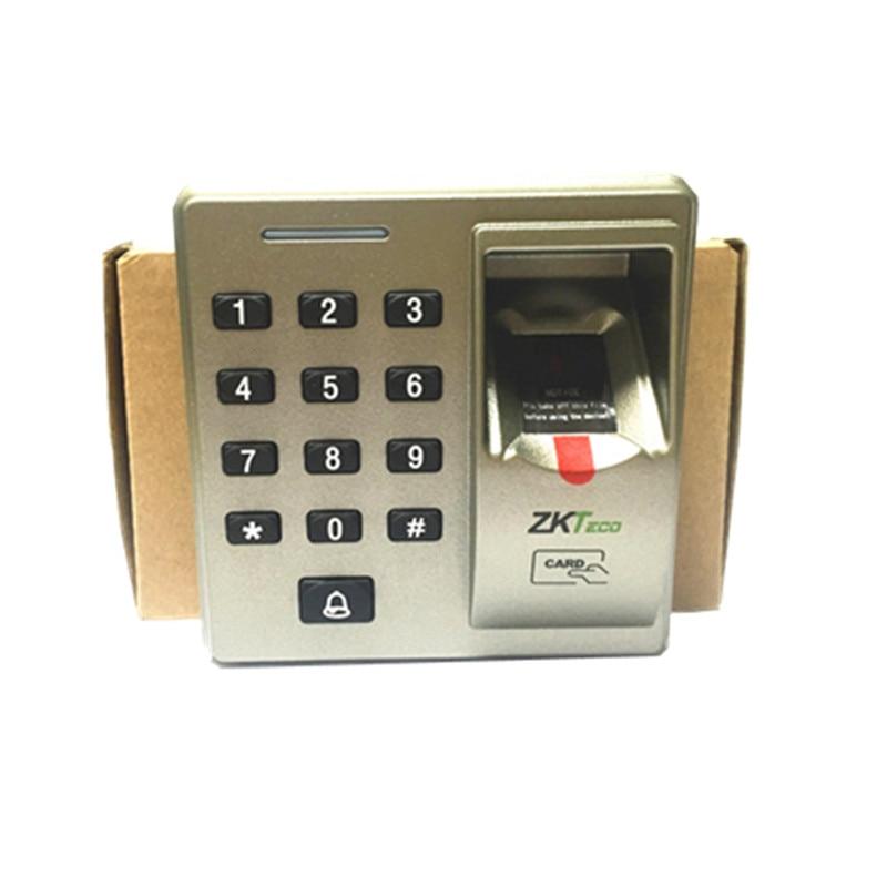 FR2200 RS 485 Fingerprint & Id card reader Keyapd fingerprint slave reader work with inbio160 inbio260 Inbio 460 Fingerprnt read fr1200 rs 485 fingerprint