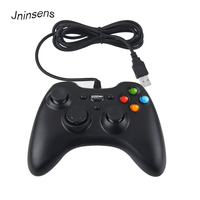 Hot Sale Wired USB PC GamePad Game Controller Joypad With Vibration Joystick For Computer Laptop PC