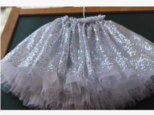 Wholesale 2015 Gold Sequin Skirt Girls Sparkle Silver Tutu Skirts Baby Toddler Long Tulle Princess Dance Wear Pettiskirt In From Mother Kids