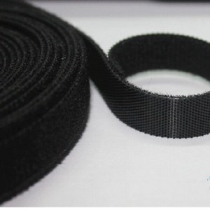 Image 5 - KEITHNICO Black Nylon Cable Ties Wrapped Cord Line Reusable Wire Organizer Management Hook Loop Magic Tape Cable Winder