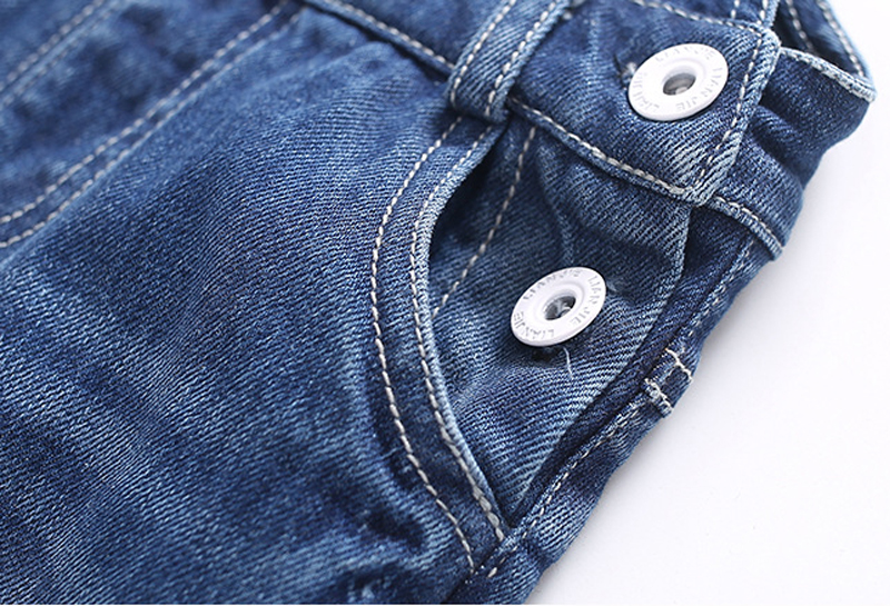 HTB1PpUMbdfvK1RjSspoq6zfNpXa0 - 3-8T kid jeans children jeans boys pants denim trousers Korean children jeans overalls bib pants jeans for boys kids boy clothes