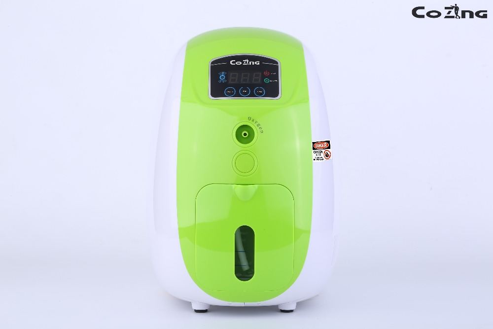 Lighting led portable oxygen concentrator rental for healthcare home цены онлайн
