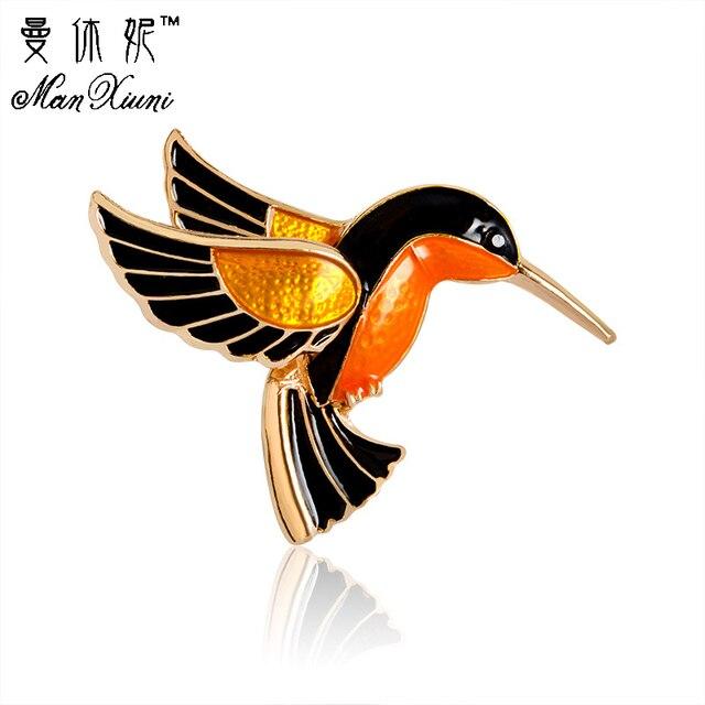 Manxiuni 1 Pcsset Mode Formal Kesempatan Aksesoris Burung Pelatuk