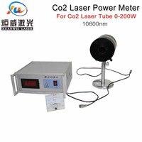 Настольный лазерный измеритель мощности 0 200 Вт YL S III для Co2 лазерная трубка тест Reci/Yongli/SP/EFR/Weiju лазерная трубка