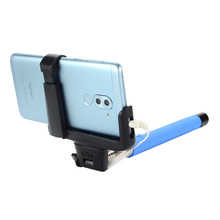Compact and Colorful Extendable Monopod for Mobile Phones