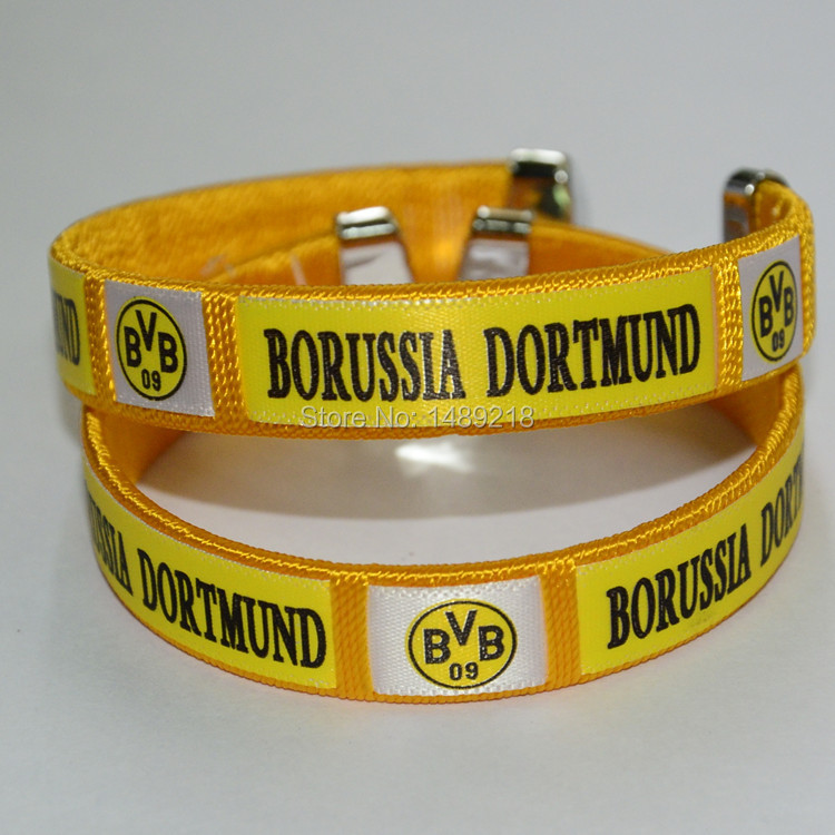 Боруссия дортмунд браслет