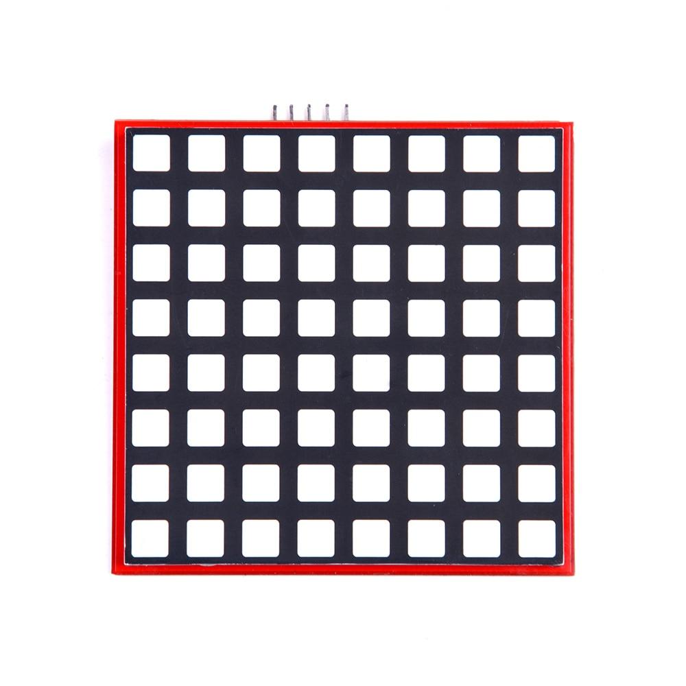 Rgb Led Matrix Module With 74hc595 Chip Support Spi Protocol Using Wiringpi Dsc 0362 1000 0363 0364 0366