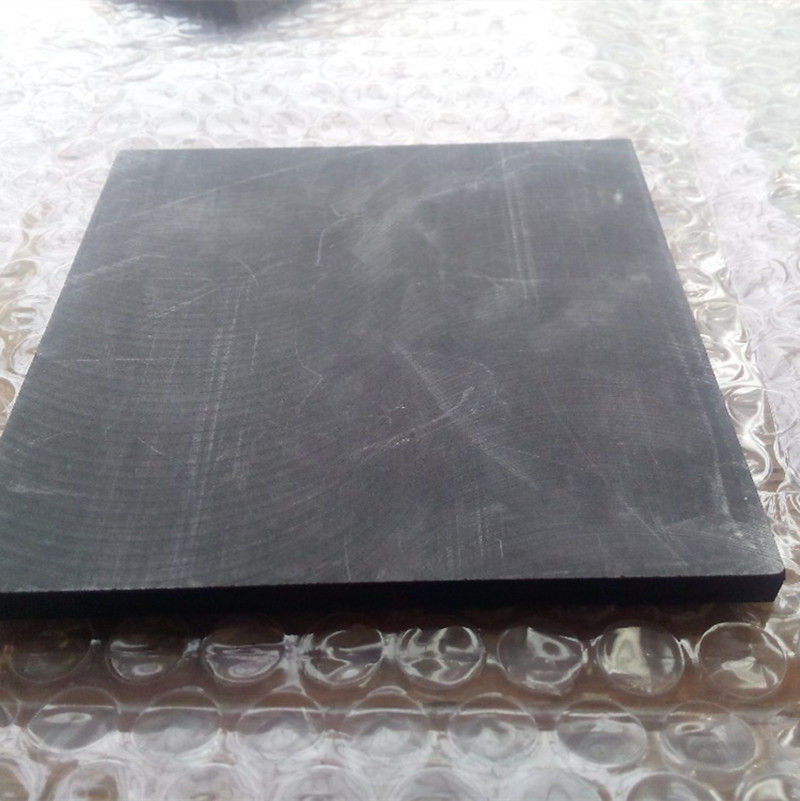 250x200x10mm high pure carbon sheet high strength graphite eletrode sheets plate for industry