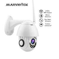 IP Camera WIFI 1080P CCTV Camera Outdoor PTZ Camera Mini Speed Dome Home Security Cameras HD Exterior Video Surveilance P2P IR