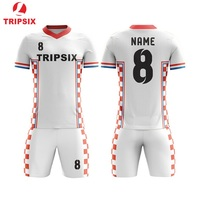 Wholesale Customized Professional Mens Club Soccer Jersey Personalized Soccer Shirts Manufacturer Soccer Jersey No Brand
