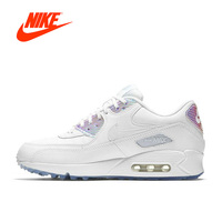 Authentic New Arrival AIR MAX 90 PREMIUM Nike Running Shoes Women's Sports Sneakers winter sneakers classic outdoor Tennis shoes
