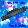 Jigu 8 celdas de batería portátil para hp hstnn-fb52 para hp business notebook 6730 s 6735 s 6830 s 6820 s 6720 s/ct 6730 s/ct