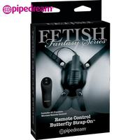 PIPEDREAM Fantasy Fetish Limited Edition Coin Harness shirt Butterfly Vibrator Stimulator BDSM Couples Remote SHIPPING DISCRETE
