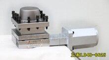 Elektrikli taret LD4B CK0625 elektrikli alet pil paketi taşıyıcı makine aracı cnc torna makinesi istasyon taret 4 pozisyon elektrikli alet pil paketi