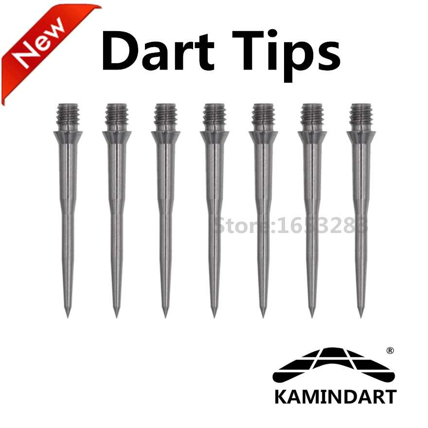 New Professional Replaceable Integrated Dart steel tip; Dart Accessories; 6 pieces silver Color 2BA Thread/Groove