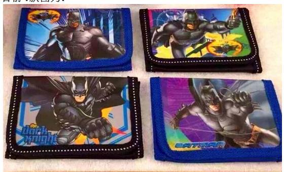 12Pcs Super Hero Batman Coin Purse Cute Kids Cartoon Wallet Bag Pouch Children Purse Small Wallet Party Gift american super hero batman pu short zero wallet coin purse with interior zipper pocket