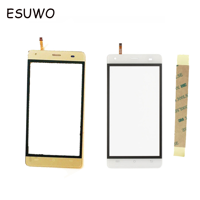 ESUWO Touch Panel Touch Screen For Cubot Echo Touch Panel Digitizer Front Glass Touchscscreen Replacement