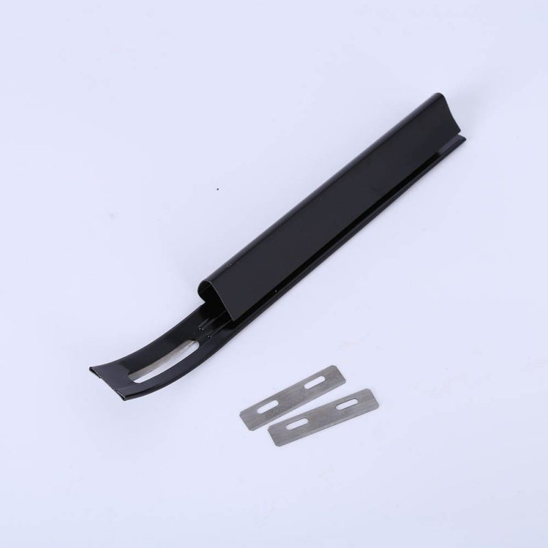 DIY Handicrafts Metal Safty Leather Roughing Knife Sewing Convenient Accessories Home Tool