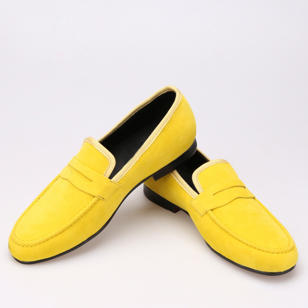 British style Plus Size Men Velvet Casual Shoes Men Loafers mens dress shoes zapatos hombre