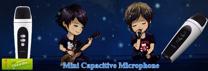 2.Sing special microphone