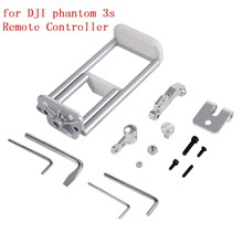 Tablet Flat Mount Holder Stretch Bracket Clip Compatible for Cellphone and IPAD for DJI Phantom 3S Standard Remote Controller baby toys fpv lcd monitor transmitter rc controller mount holder clip for phantom new sale