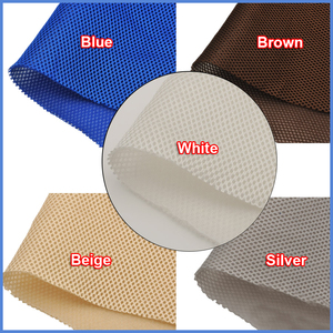 Image 4 - Prata/vermelho/branco/azul/preto/bege/rosa/marrom/amarelo alto falante pano de poeira grade filtro tecido malha alto falante pano de malha 1.4x0.5m