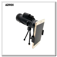 40x60 Universal Telescope Optical Zoom Mobile Phone mini telescope Lens for iPhone Samsung Xiaomi clip Camera Lens