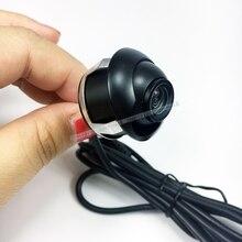 DC 12 В в 520L CCD 360 градусов регулируемый угол автомобиля обратная камера Передняя/задняя камера заднего вида водостойкая резервная камера